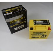 12V Battery MBTZ7S MotoBatt Fully Sealed & Charged