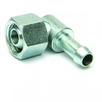 90 Degree Elbow With 1/4'' Gas Nut