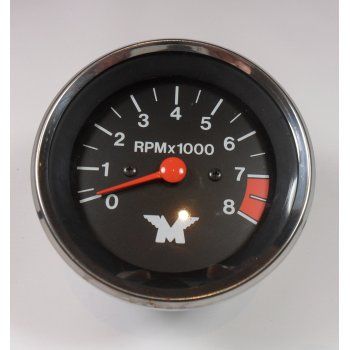 AJS & Matchless Genuine Harris Matchless Tachometer Electronic Driven OEM No 63-0054