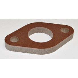 "Carburettor Tufnell Spacer 22mm x 6mm Thick (1/4"")"