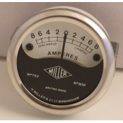 Ammeter Miller for Classic Motorcycle
