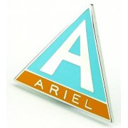 Ariel Pin Badge for Classic Motorcycle