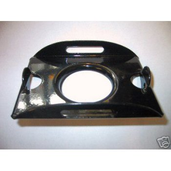BSA Battery Carrier Tray - Powder Coated Gloss Black