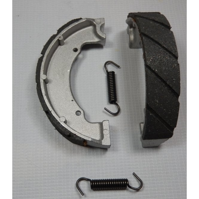 Brake Shoes BSA Bantam D7,D10,D14, Triumph T20 Fit Front & Rear OEM no 90-5719, 37-0977