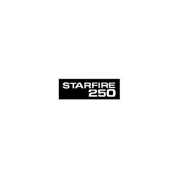 BSA 250cc Starfire Classic Motorcycle Transfer