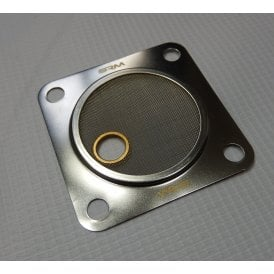 BSA A10, A50, A65, Sump Gauze Stainless Steel OEM No 71-1126