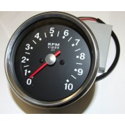 BSA A50 / A65 Tachometer Head Black Face 3- 1 Ratio