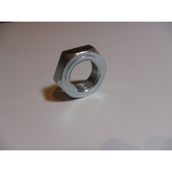 BSA A7, A10, A50, A65 Swinging Arm Spindle Nut Made in UK OEM No 42-4343