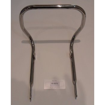 BSA A7, A10 Chrome Grab Rail Made in England