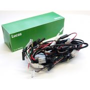 BSA A7 / A10 Main Wiring Harness Genuine Lucas Part