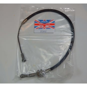 BSA A7/A10 Rear Brake Cable Made in England OEM No 42-7030 Genuine Doherty