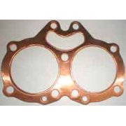 BSA A7 Cylinder Head Gasket Composite Copper OEM No 67-0382