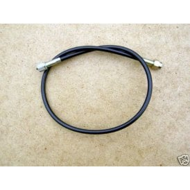 "BSA A75 Rocket, Triumph T120, TR6, T150V, Tachometer Cable 2ft 4"" Long"