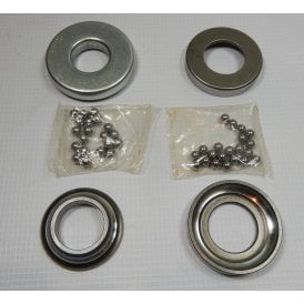 BSA A75, Triumph T90/T100/T120/T150 Steering Head Bearing Set & Cups