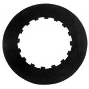 BSA / AJS / Ariel Plain Steel Thick Clutch Plate (Surflex)