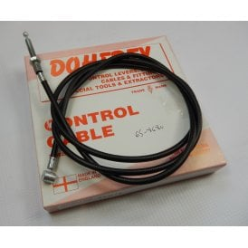 BSA B31 Clutch Cable Genuine Doherty OEM No 65-8680 UK Made