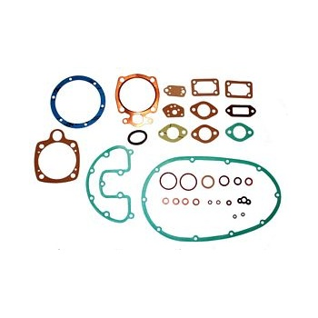 BSA B40 Gasket Set Complete OEM 328 Made in UK