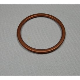 BSA Bantam Copper Exhaust Sealing Ring Large Diameter 52mm