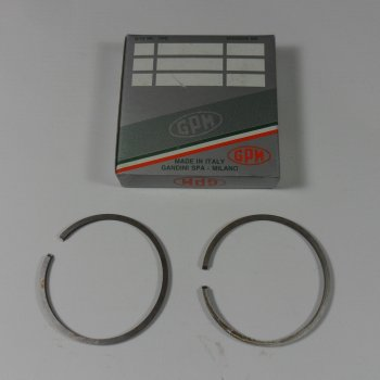 BSA Bantam D1 Piston Ring Set +40 Oversize Made by GPM Italy