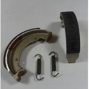 BSA Bantam D7,D10, D14 Brake Shoes Fit Front & Rear Made by Ferodo