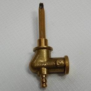 BSA Bantam D7, D10, D14 Brass Fuel Tap Made in UK OEM No 90-8120