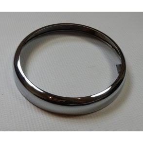 BSA Bantam D7, D10, D14 Chrome Headlight Rim Made in UK