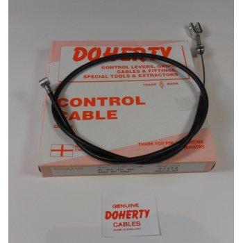 Doherty BSA Bantam D7,D10,D14 &Triumph T20 Front Brake Cable Genuine