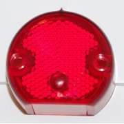 BSA Bantam Wipac S446 Rear Lamp Lens for Classic Motorcycle