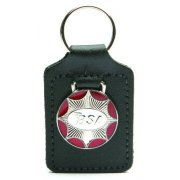 BSA Star Key Fob