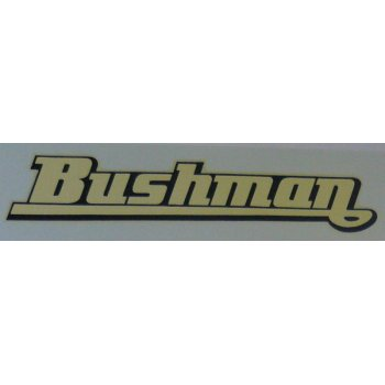 BSA Bushman Classic Motorcycle Transfer