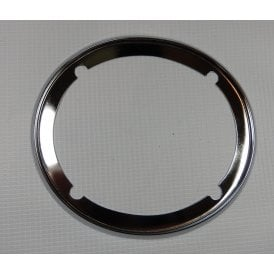 BSA C15 Chrome Headlamp Backing Ring Made in UK OEM No 40-5058