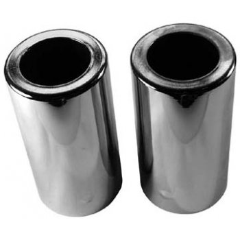 BSA Chrome Plated Bottom Cover to fit Girling Type Shock Absorbers