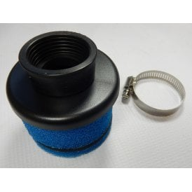 Classic Motorcycle Conical Air Filter Soft Foam 39mm Clamp on Type