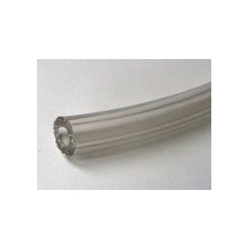 BSA Classic Motorcycle Fuel Hose Clear Reinforced 5/16