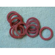 Classic Motorcycle Fuel tap Fibre Washer (Pack of 5)