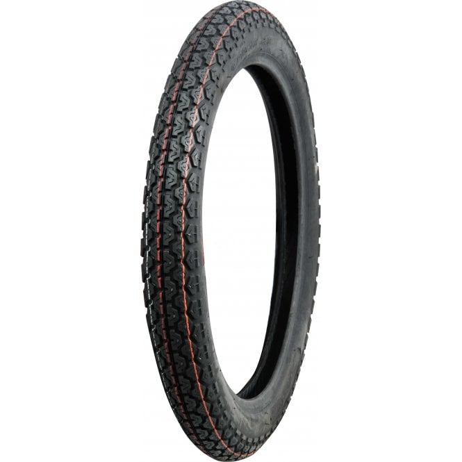 BSA Classic Style Tubed Tyre 350P x 18