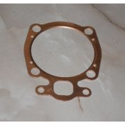 BSA Cylinder Head Gasket B40, B44 Solid Copper
