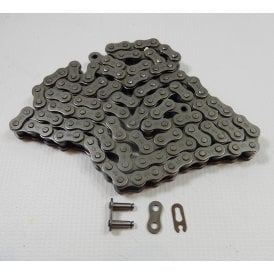 "Elite Classic Motorcycle Rear Drive Chain 1/2"" x 5/16"" 114 Link Includes Joining Link"