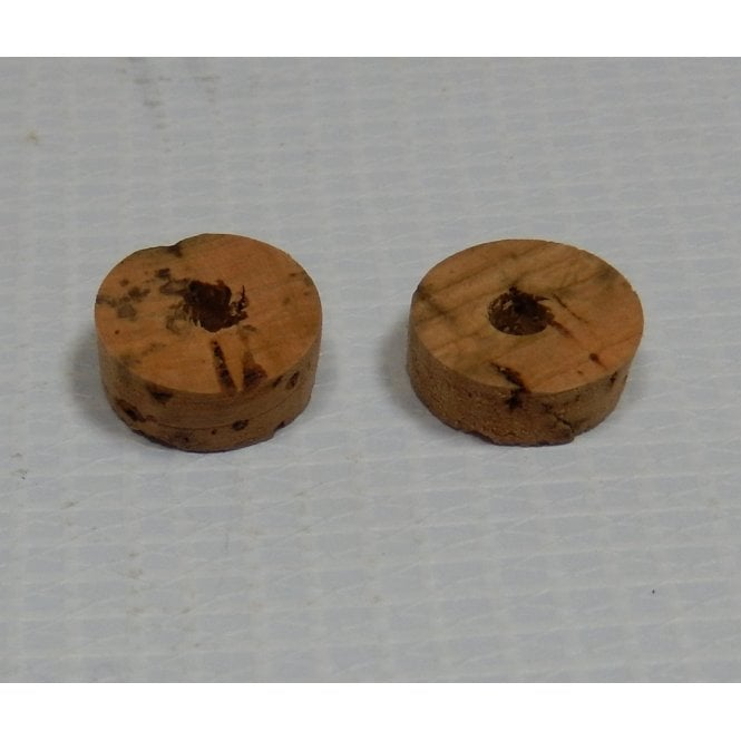 BSA Flat Sealing Corks for Classic Motorcycle Petrol Taps Sold in Pairs