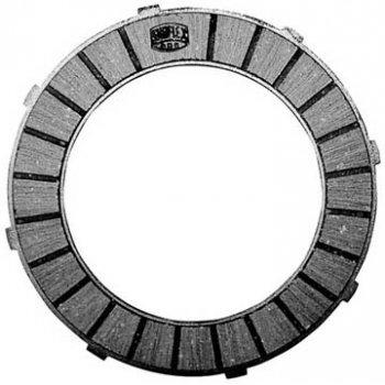 Surflex BSA Genuine Friction Clutch Plate for 6 Spring Models