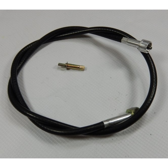 BSA Gold Star, A10 Tachometer Cable Square / Spade Drive Made in UK OEM No 52091/15