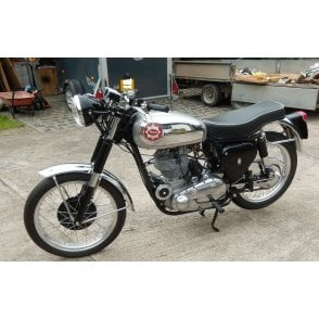 BSA Goldstar CB32 1955 Stunning Immaculate Restored Condition 2 owners From New