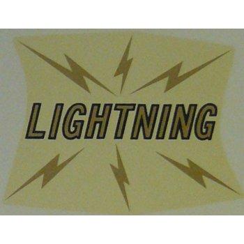 BSA Lightning Classic Motorcycle Transfer