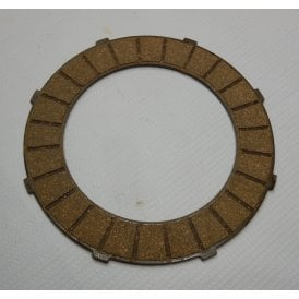 BSA Non Surflex Friction Clutch Plate for 6 Spring Models