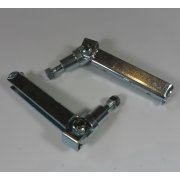 BSA Triumph Pillion Footrest for Classic Motorcycle (Sold as A Pair)