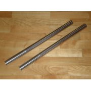 BSA / Triumph TR6 T140V Fork Stanchions Sold As A Pair Hard Chrome Made in UK