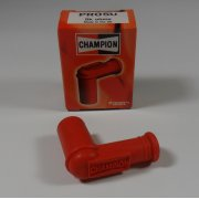Champion Spark Plug Cap-Red