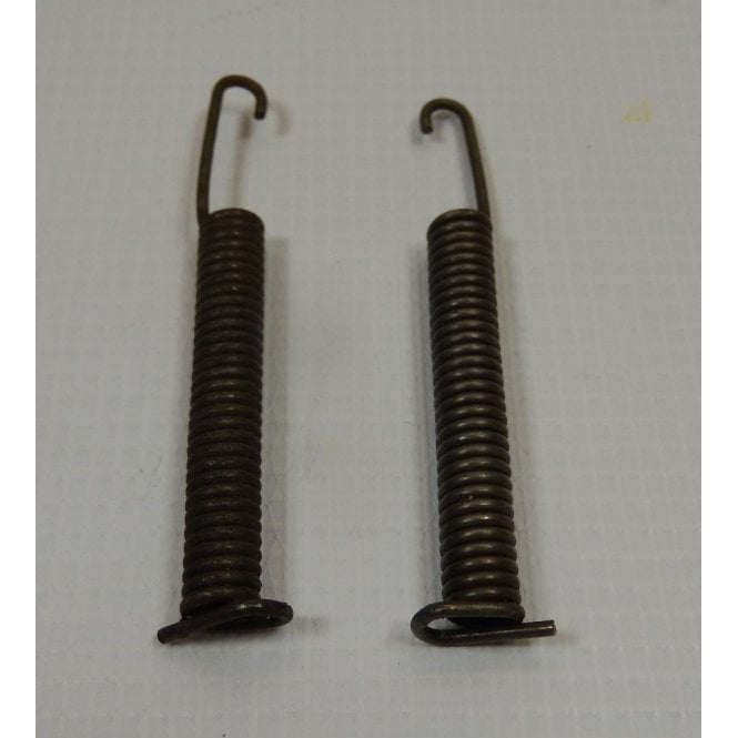 Triumph Classic Bike Early Footrest Springs (Pair) OEM No 83-3095 Made in England