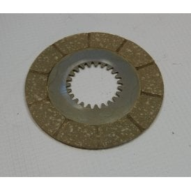 Classic BSA Bantam D7, D10, D14 Friction Clutch Plate (Surflex) OEM No 90-1318