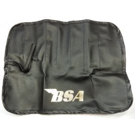 Classic BSA Toll Roll Bag Holds 8 Compartments Made in UK